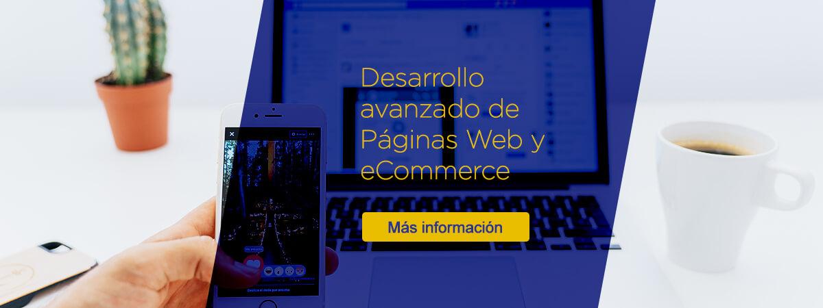 Desarrollo avanzado de aplicaciones Web y eCommerce, diseño y desarrollo de aplicaciones móviles y consultoría IT - Pentinfor.